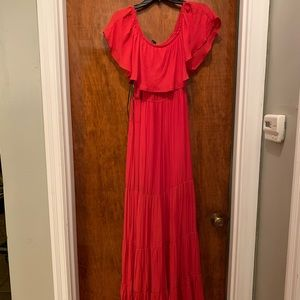Perfect red maxi!